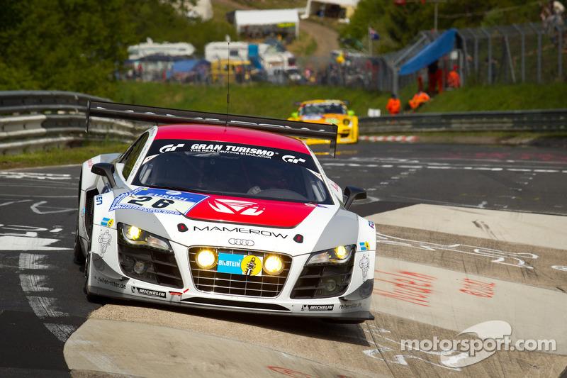 Audi Nurburgring 24 Hour qualifying report