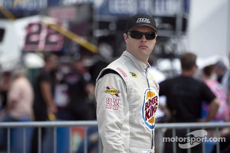 Adjustability  is the key for Kvapil at Charlotte
