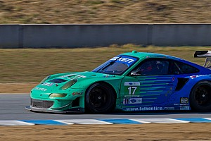 ALMS Team Falken Tire Road Atlanta test summary