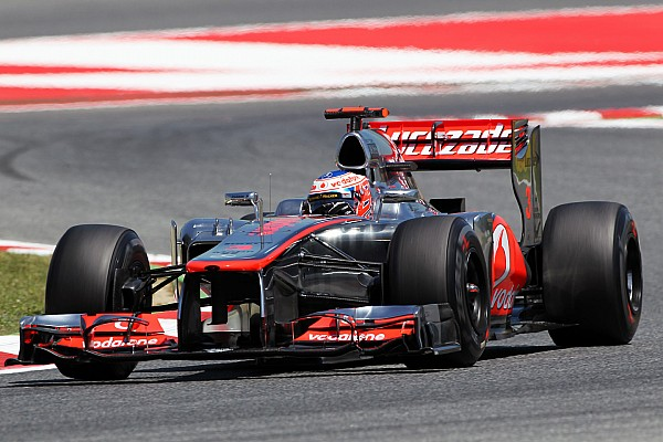 Button paces first day of Monaco GP practice