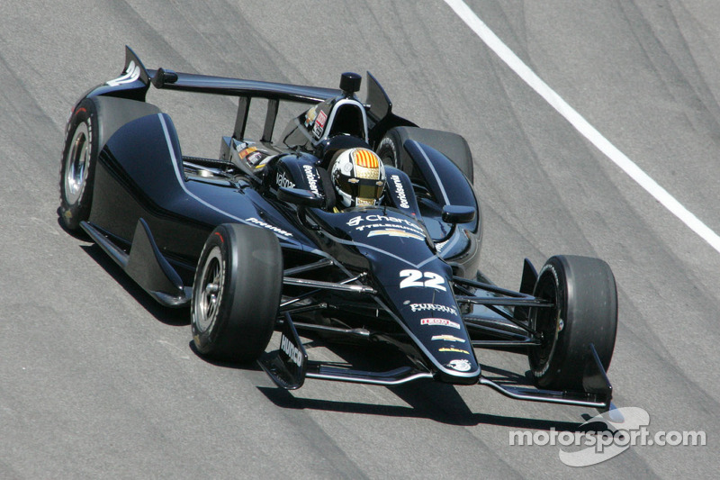 Panther DDR finish 4th in the 96th Indianapolis 500