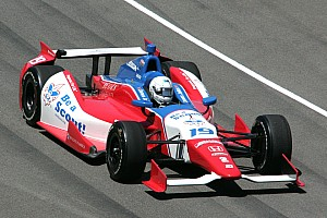 Dale Coyne Racing's Jakes conquers Indianapolis 500