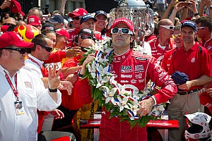 IndyCar MSA congratulates Dario Franchitti on third Indianapolis 500 victory