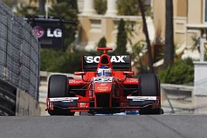 Arden Monaco race 1 report