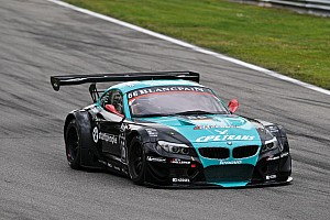 Blancpain Endurance BMW and McLaren to the fore in BES Silverstone qualifying