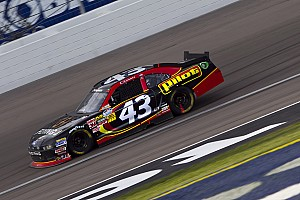 Annett claims a top-15 finish at Dover