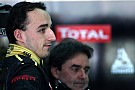 More surgery as Kubica's F1 return bid continues