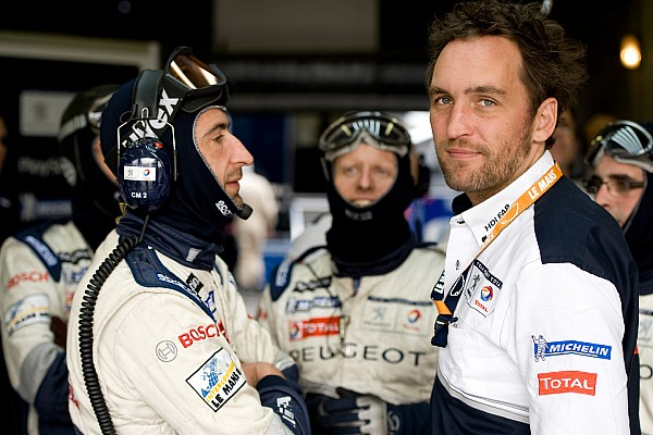 Montagny to replace injured Moreau at Le Mans