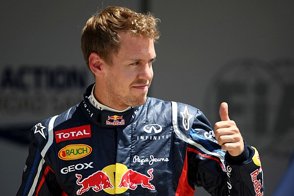 Vettel takes pole at Montreal