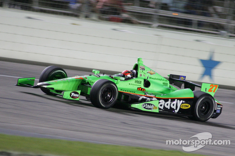 Andretti Autosport has mixed results at Texas