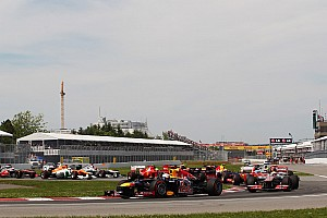 Formula 1 2012 'lottery' set to end now?