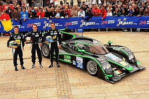 Alexander Sims looks ahead to racing in the24 hour event