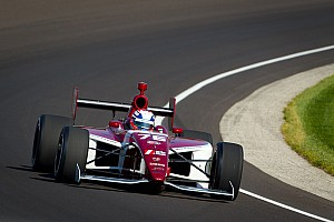 Juan Pablo Garcia completes first  Milwaukee race