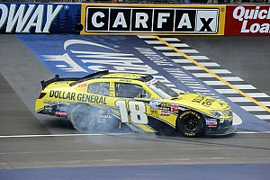 Logano continues dominance in Michigan, wins Saturday race