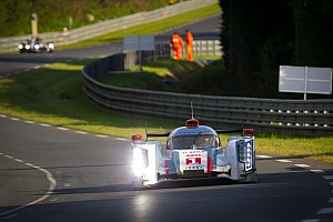 Le Mans Positions continue to change as race enters final hours
