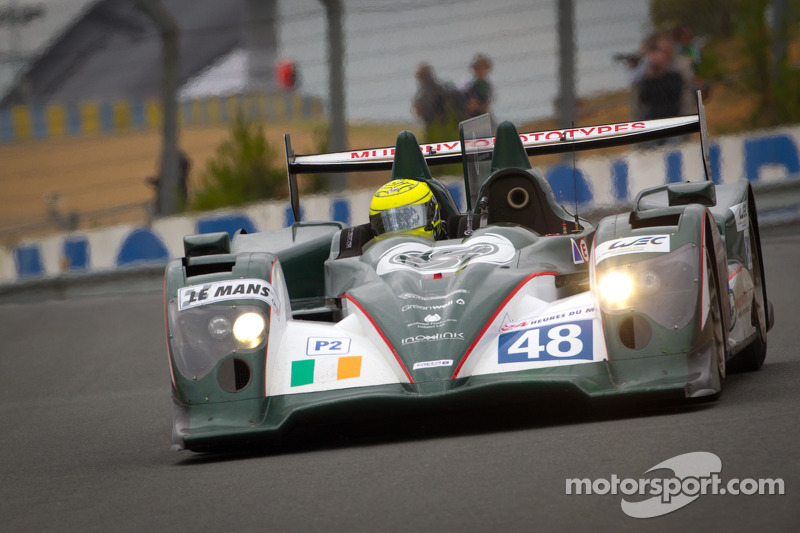 Murphy Prototypes proud of performance in 80th '24 Heures Du Mans'
