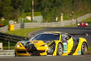 JMW Motorsport stung at Le Mans
