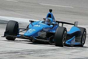 Newgarden likes the challenge of the Iowa oval