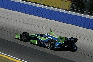 IndyCar Panther DRR ready to continue postive roll in Iowa