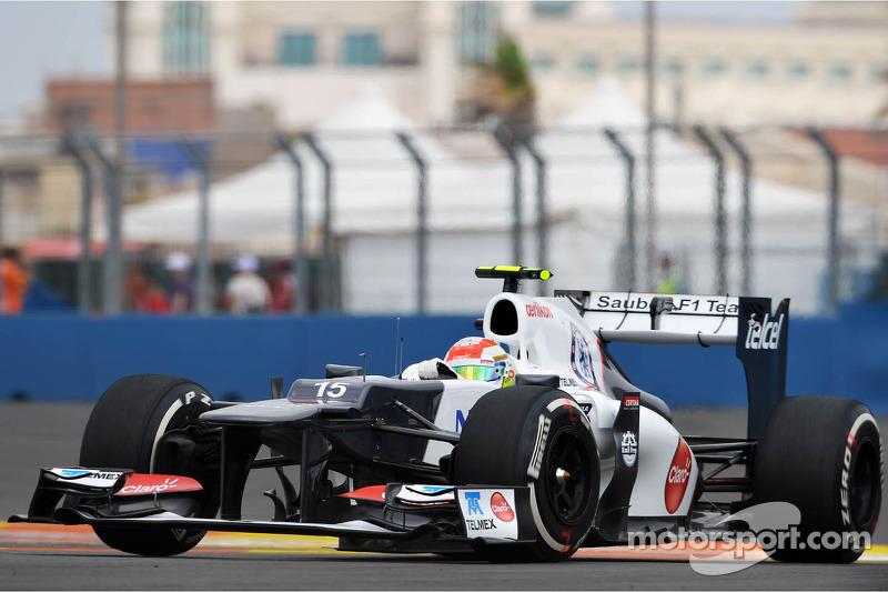 Perez spotted at Ferrari amid Kovalainen rumours