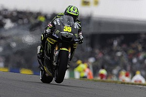 Courageous Crutchlow makes fast start in Assen