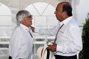 Formula 1 Rumor Deep scepticism greets London GP idea