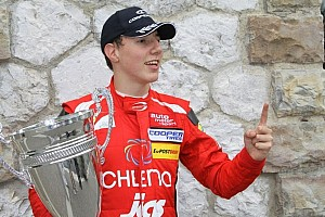 BF3 Race report Marciello Splashes to Norising Victory