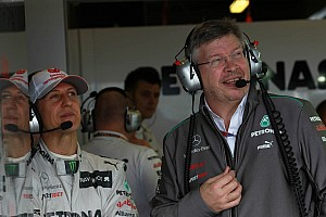 Formula 1 Breaking news 2013 Schumacher decision due within weeks - Brawn