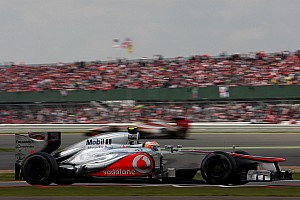 Hamilton and Button manage top ten finishes at Silverstone