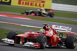 Silverstone delivers best result of the year for Ferrari