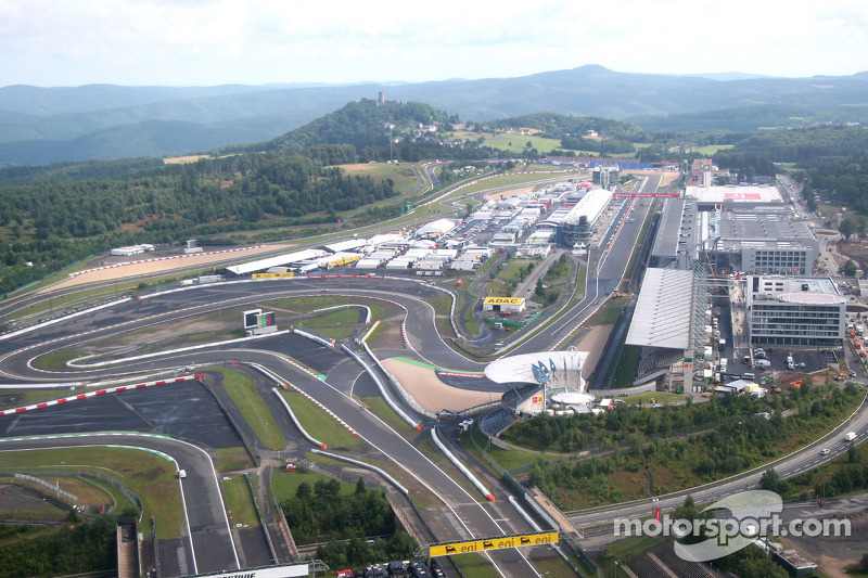 Nurburgring set for F1 race demise