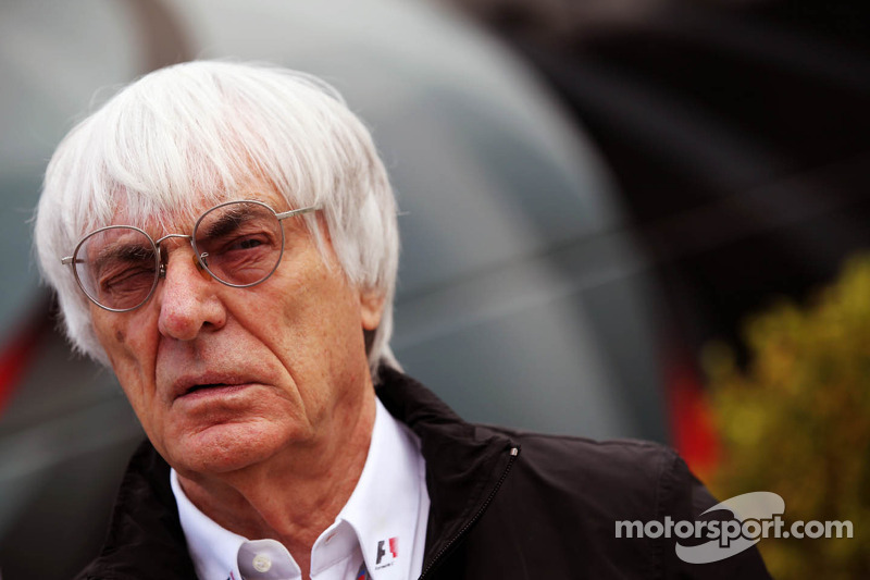Nurburgring 'not annoyed' by Ecclestone snub