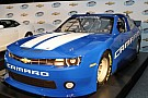 Camaro joins Nationwide Series in 2013