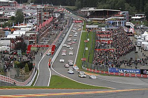 Blancpain Endurance Preview Record field set for Blancpain Endurance Series 24 Hours of Spa