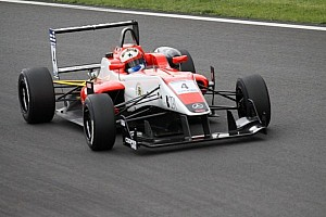 BF3 Race report Serralles reigns supreme in race one at Spa