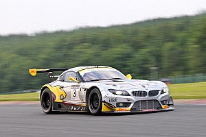 Endurance Breaking news Marc VDS BMW takes early lead at Spa 24 Hours