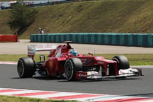 Ferrari's Alonso and Massa garner points in Hungarian GP