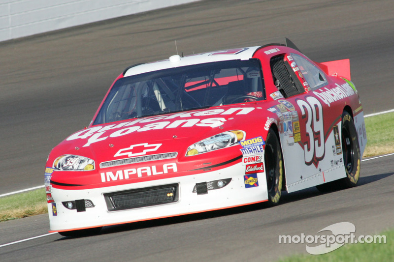 Newman quick enough to engineer top-10 finish at Indy
