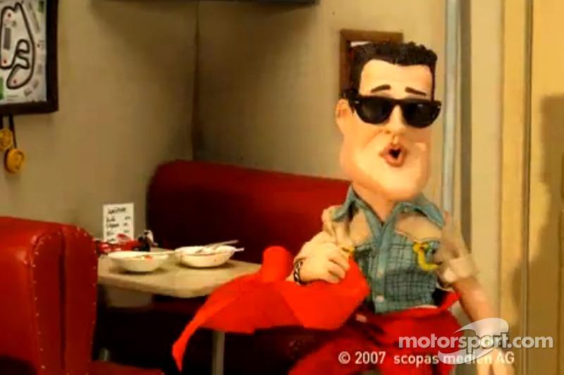 Formula One Comedy