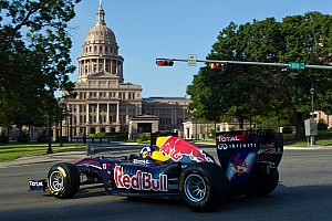 Formula 1 Breaking news Good news from F1 hosts Austin and Russia