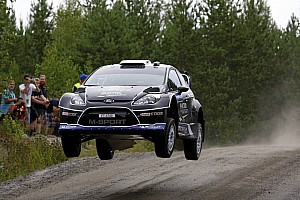 WRC Leg report Tänak takes sixth in Finland
