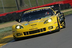 ALMS Race report Corvette Racing wins GT in Mid-Ohio Sports Car Challenge