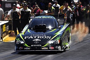 NHRA Special feature DeJoria takes to the skies