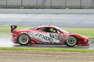 Grand-Am Race report AIM Autosport Team fights back to seventh spot at The Glen