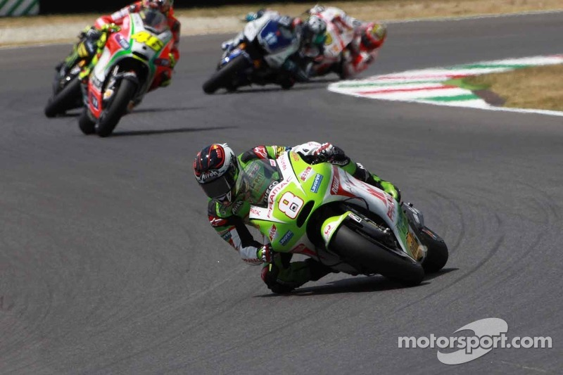 Hector Barbera will try to ride in Indy