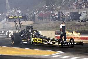 NHRA Preview Morgan Lucas considers Brainerd his second home