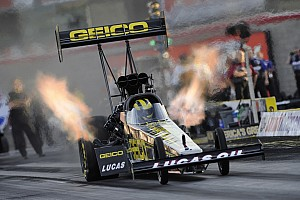 NHRA Race report Lucas conquers Brainerd  for the second time in career