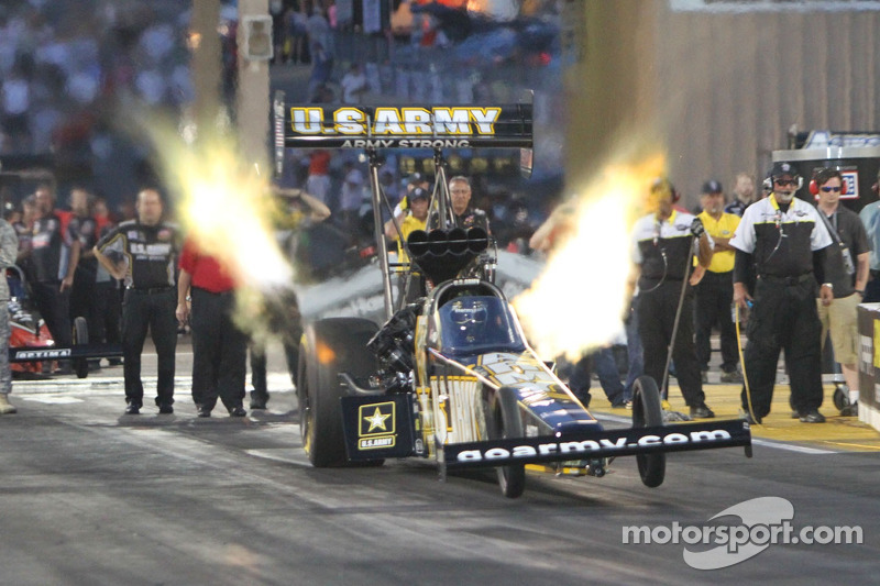 U.S. Army NHRA drivers make presence known in Brainerd