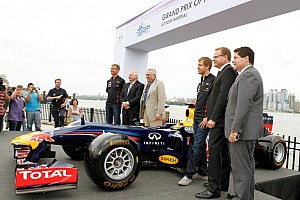 Formula 1 Breaking news Cotter steps down as Grand Prix of America president - Video