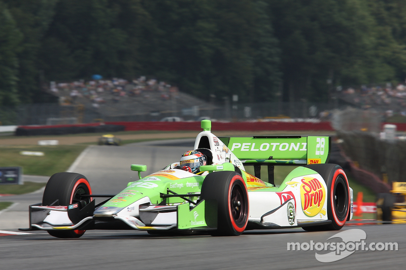 Andretti Autosport drivers ready for the turns and  twists of Somona